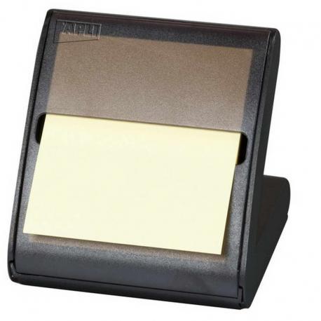 Диспенсър за самозалепващи Z листчета и кубчета - сив