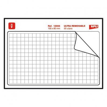 Мемори стикери, джобни етикети - APLI 12555