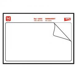 APLI 12552 Джобни етикети за ръчно надписване - мемори стикери