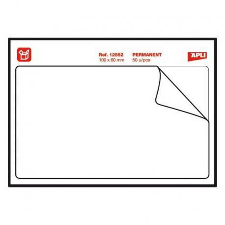 Джобни етикети за ръчно надписване - мемори стикери