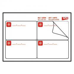 APLI 12558 Мемори стикери за фризер