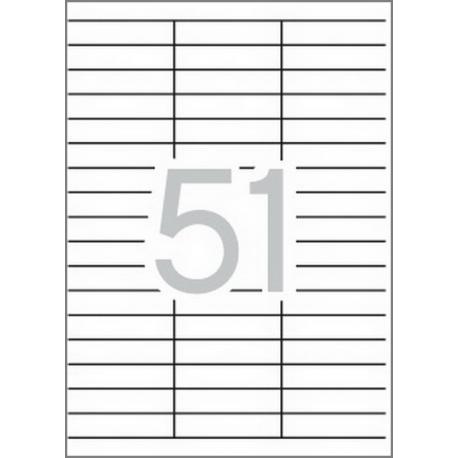 APLI 01294 бели принтерни етикети