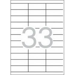 APLI 01270 бели принтерни етикети