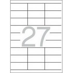 APLI 01271 бели принтерни етикети