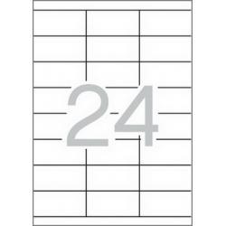 APLI 01272 бели принтерни етикети