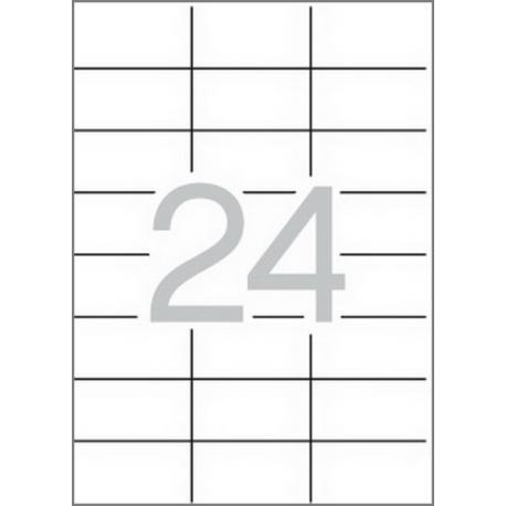 APLI 01273 бели принтерни етикети
