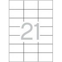 APLI 01276 бели принтерни етикети