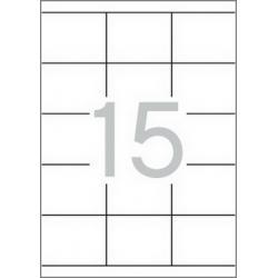 APLI 01295 бели принтерни етикети