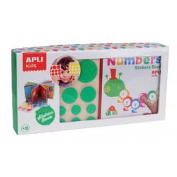 APLI Kids 14133 Моята първа книжка: Цифри
