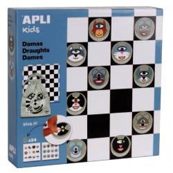 APLI 14136 Настолна игра Котки и мишки - дизайнерска серия