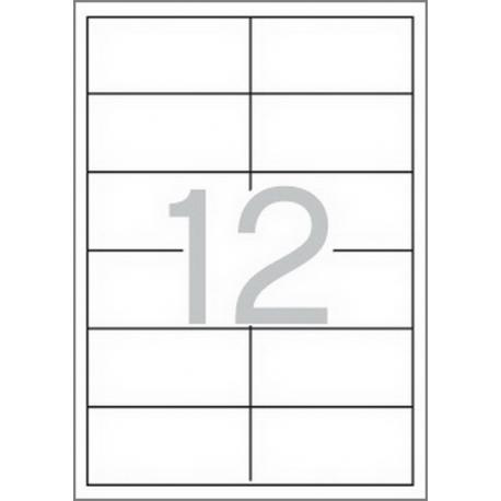 APLI 01288 бели принтерни етикети