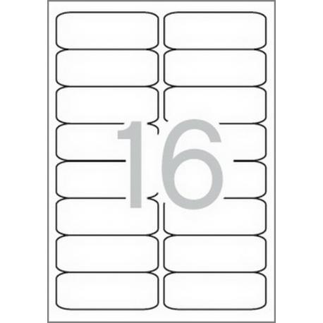 APLI 02418 бели принтерни етикети