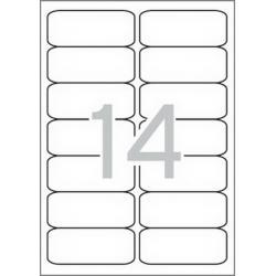 APLI 02419 бели принтерни етикети