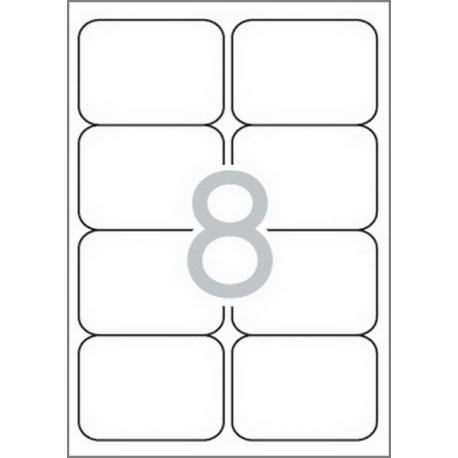 APLI 02420 бели принтерни етикети
