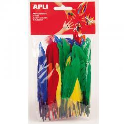 APLI 13060 Декоративни цветни перца, прави