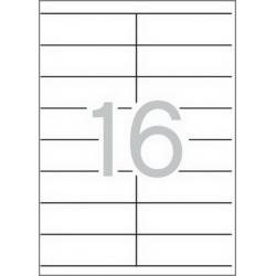 APLI 01287 бели принтерни етикети