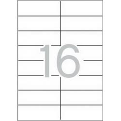APLI 01274 бели принтерни етикети