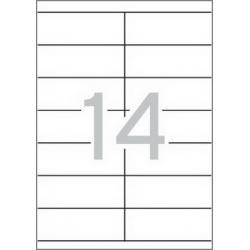 APLI 01275 бели принтерни етикети