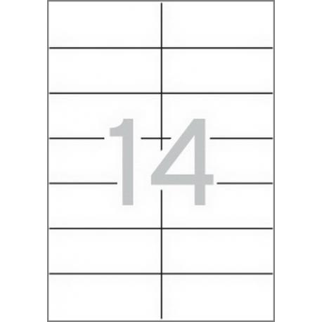 APLI 01277 бели принтерни етикети