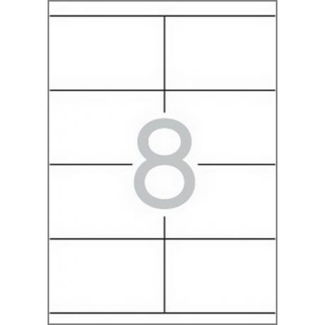 APLI 01292 бели принтерни етикети