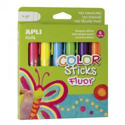 APLI 14404 Гваш стикове, неонови цветове