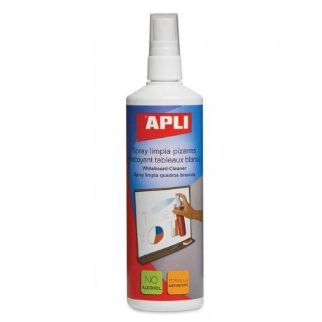 APLI 11305 Спрей за почистване на бяла дъска, 250 мл.