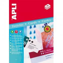 APLI 2793 Визитни картички за печат