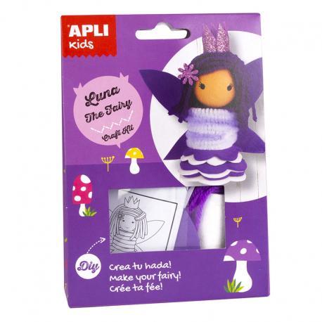 APLI 14692 Направи си сам Лунна фея - творчески комплект