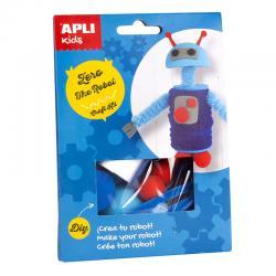 APLI 14703 Направи си сам Роботът Серо - творчески комплект