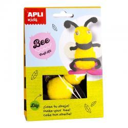 APLI 14618 Направи си сам Пчела - творчески комплект