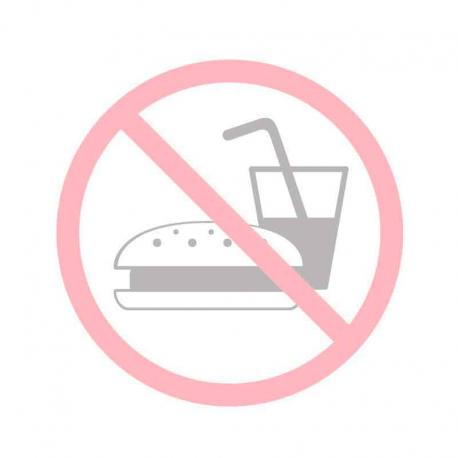 APLI 11537 Забранено храненето - самозалепващ знак за витрина