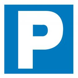 APLI 840 Паркинг - самозалепващ знак