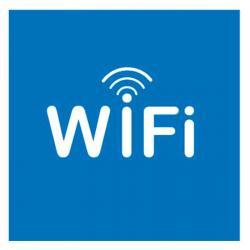 APLI 12132 WiFi - самозалепващ знак