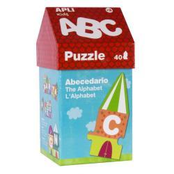 APLi 14805 Пъзел Къща от букви