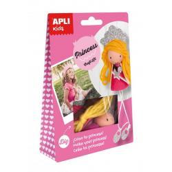 APLI 14083 Направи си сам Принцеса - творчески комплект