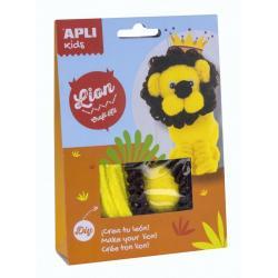 APLI 13716 Направи си сам Лъв - творчески комплект