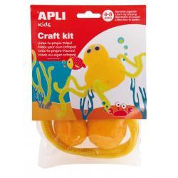 APLI 13718 Направи си сам Октопод - творчески комплект