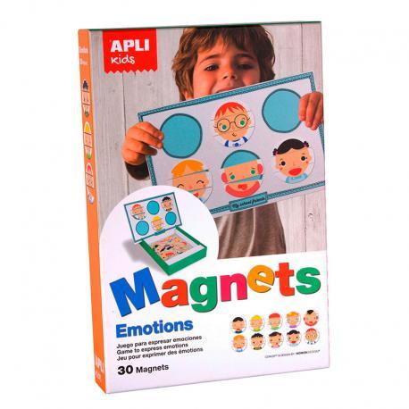 Емоциите - магнитна игра