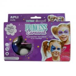 APLI kids 15036 Палитра бои за лице Принцеси