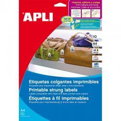 APLI 11945  Етикети за дрехи и бижута