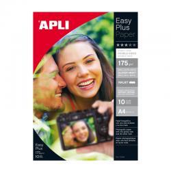Двустранна гланцирано-матова фотохартия - Easy plus paper 175 g/m²