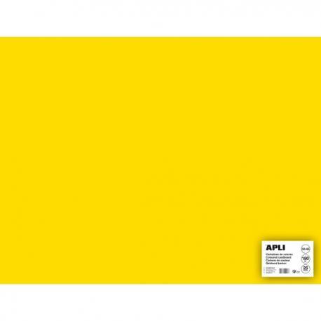Картон за рисуване, апликации и проекти с размер 50х65см