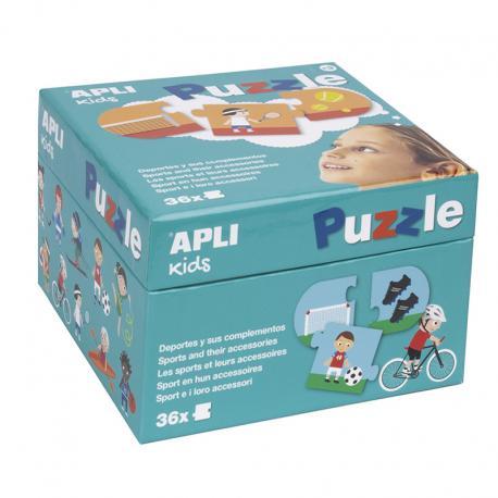 APLI Kids Пъзел Спортът