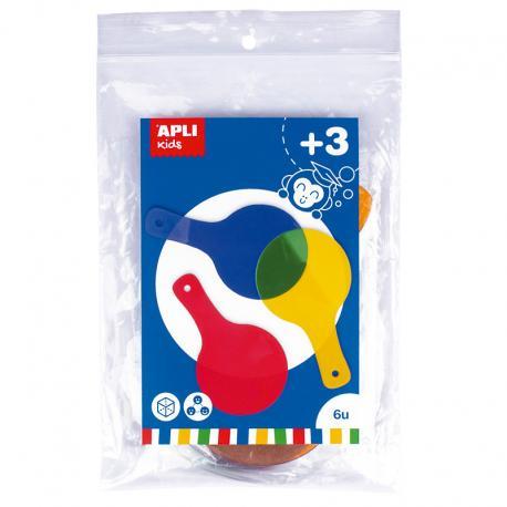 APLI 17487 Образователна игра Как се смесват цветовете