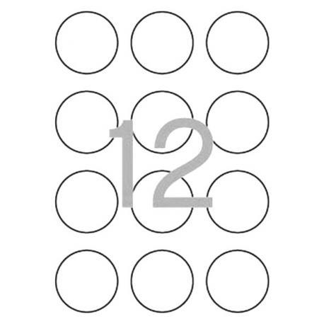 APLI 01244 бели принтерни етикети