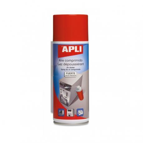 Apli 11298 Флакон сгъстен въздух, силен, незапалим, 300 мл