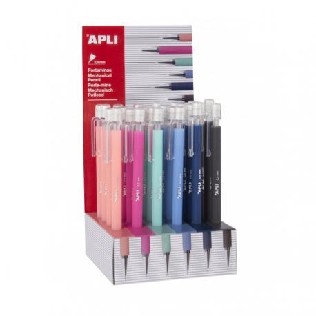 APLI 17501 Автоматичен молив APLI Nordik 0,5мм, 1бр.