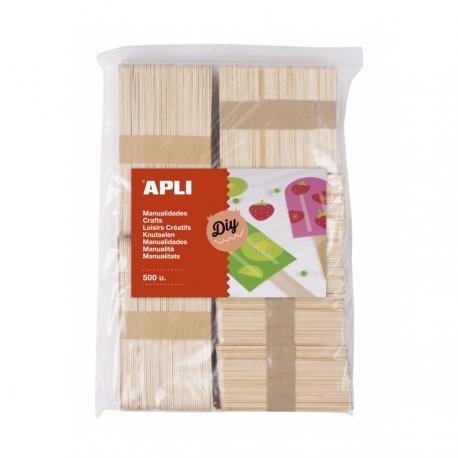 APLI 17454 Дървени пръчици