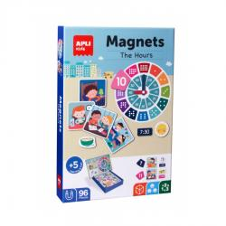 APLI 18573 Магнитна игра Часовете