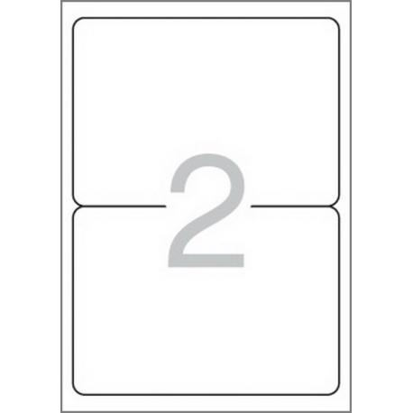 Multi 3 - 10503 Бели самозалепващи етикети